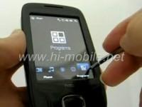 Видео обзор HTC Touch Viva от Hi-Mobile