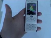 Превью Sony Ericsson W595
