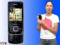 Видео обзор Nokia 6210 Navigator от ICTV