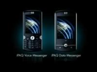 Рекламный ролик HP iPAQ Data Messenger