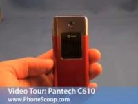 Видео обзор Pantech C610 от PhoneScoop