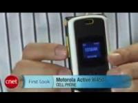 Видео обзор Motorola Active W450 от cNet