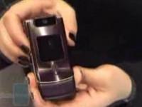 Видео обзор Motorola W395