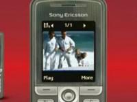 Демо видео Sony Ericsson K320i