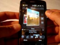 Видео обзор HTC Touch HD: TouchFLO 3D