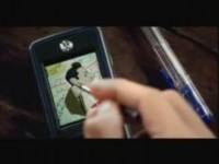 Рекламный ролик Motorola A810