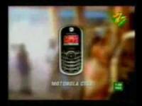 Коммерческая реклама Motorola C139