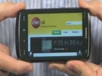 Видео обзор HTC Touch HD от cNet