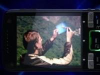 Демо-видео Sony Ericsson K850i