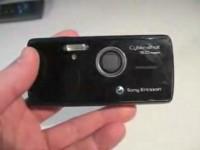 Видео обзор Sony Ericsson K850i от BelgiqueMobile.be