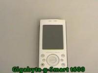 Видео обзор Gigabyte GSmart t600 от I-On