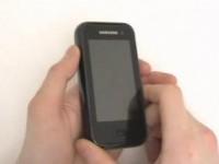 Видео обзор Samsung SGH-F700 от I-On