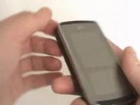 Видео обзор LG KF600 от I-On