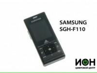 Видео обзор Samsung SGH-F110 от I-On