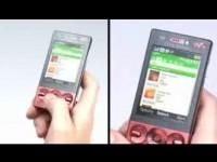 Коммерческая реклама Sony Ericsson W705