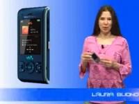 Видео обзор Sony Ericsson W595 от ICTV