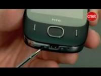 Видео обзор HTC Touch 3G от cNet