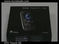 Видео обзор HTC Touch 3G