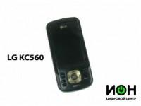 Видео обзор LG KC560 от I-On