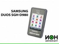 Видео обзор Samsung SGH-D980 Duos от I-On