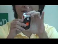Видео обзор Sony Ericsson W300i от AHA.vn