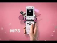 Рекламный ролик LG KF350