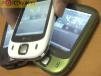 Видео обзор HTC Touch P3452 от Portavik