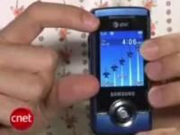 Видео обзор Samsung SGH-A777 от cNet