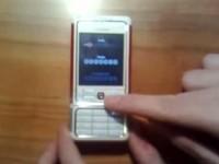 Видео обзор Nokia 3250 Xpress Music