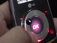Видео обзор LG KM710