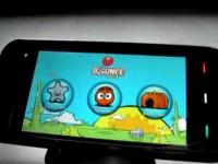 Обзор игры Bounce Touch на Nokia 5800 XpressMusic
