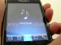 Видео обзор Blackberry Storm 9500 от HiMobile