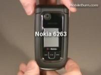 Видео обзор Nokia 6263