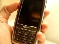 Видео обзор Nokia 6708