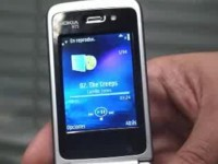 Видео обзор Nokia N75