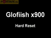 Настройки от Portavik.ru: Hard Reset на Eten Glofiish x900