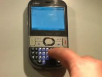 Видео обзор Palm Treo 500