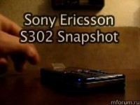 Видео обзор Sony Ericsson S302 от mForum