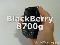 Видео обзор BlackBerry 8700g от mForum