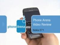 Видео обзор Nokia E71 от PhoneArena