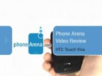 Видео обзор HTC Touch Viva от PhoneArena