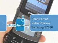 Видео обзор Samsung S7330 от PhoneArena