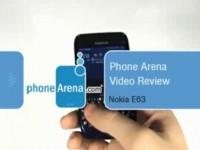 Видео обзор Nokia E63 от PhoneArena