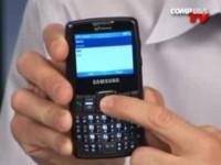 Видео обзор Samsung i320