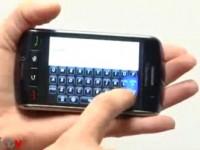 Видео обзор BlackBerry Storm от ICTV