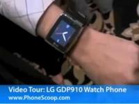 Видео обзор LG GD910 Watch Phone