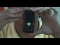 Видео обзор Sony Ericsson W810i от AHA.vn