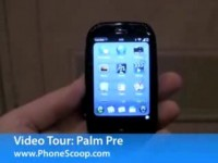 Видео обзор Palm Pre от PhoneScoop