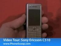 Видео обзор Sony Ericsson C510 от PhoneScoop