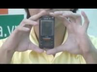 Видео обзор Sony Ericsson W850i от AHA.vn